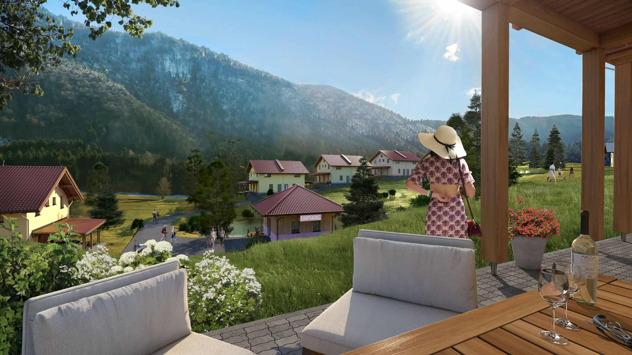 06 koopwoningen-oostenrijk-project-dreilaendereck-panorama-terras-2