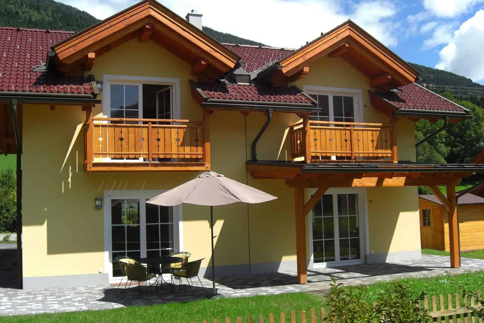 KWO villa te koop - achtertuin