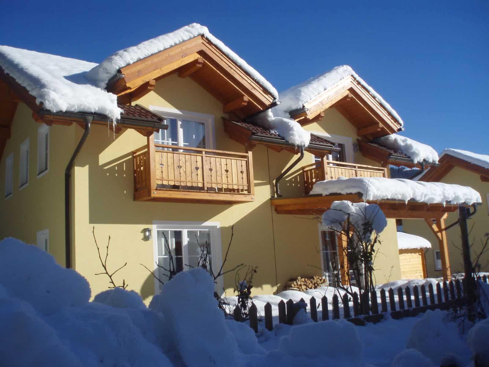 KWO villa te koop - ingesneeuwd