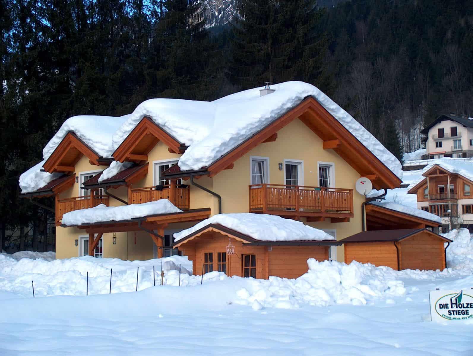 KWO villa te koop - winter