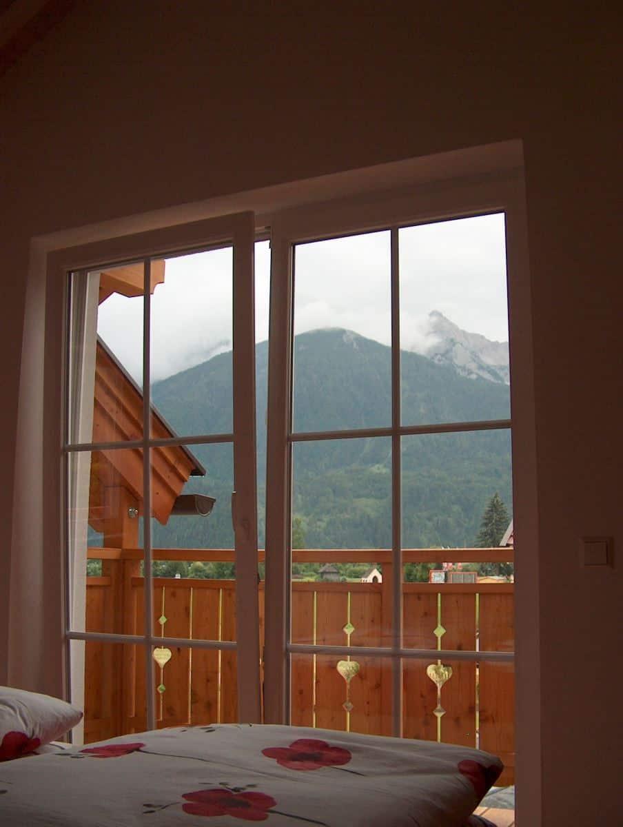 KWO villa te koop - uitzicht op de alpen