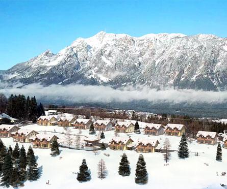 Koopwoningen Oostenrijk Home Project Dreilaendereck Panorama