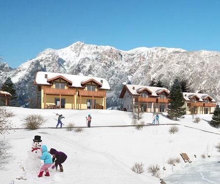 Koopwoningen Oostenrijk Home Project Dreilaendereck Wald
